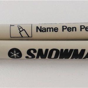 Snowman Marker NP