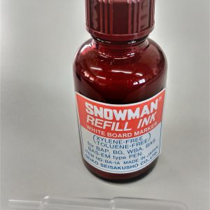 Snowman refill ink