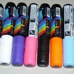 Fluoro Chalk markers