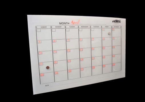 1 month perpetual calendar